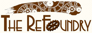 The ReFoundry, Logo